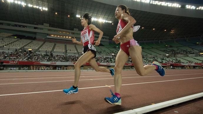 第101回 日本陸上競技選手権大会 第1日目