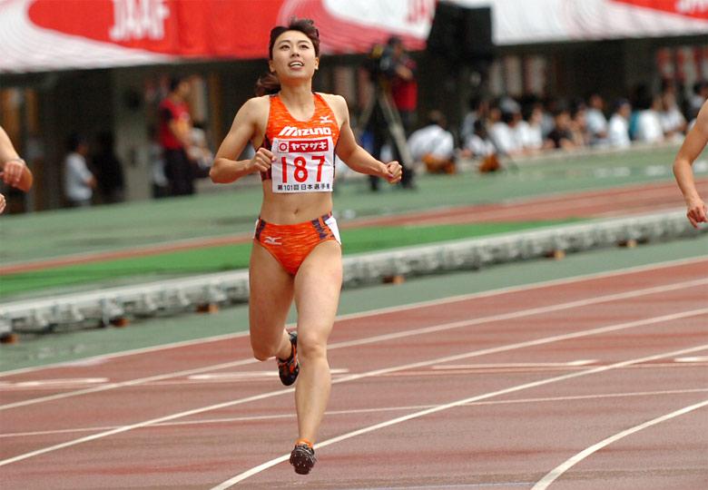 第101回 日本陸上競技選手権大会 第3日目:日本陸上競技連盟公式サイト