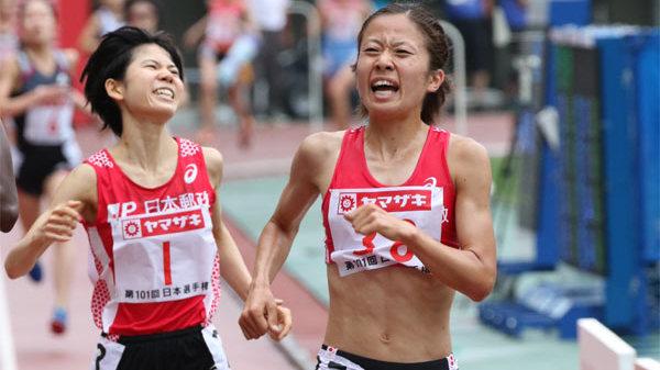 第101回 日本陸上競技選手権大会 第3日目