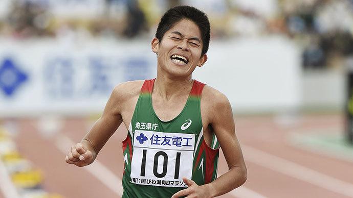 【世界選手権意気込みコメント】マラソン・川内 優輝