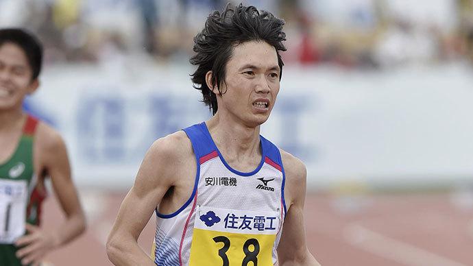 【世界選手権意気込みコメント】マラソン・中本 健太郎