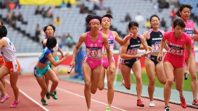 第101回日本陸上競技選手権リレー競技大会:日本陸上競技連盟公式サイト - Japan Association of Athletics Federations