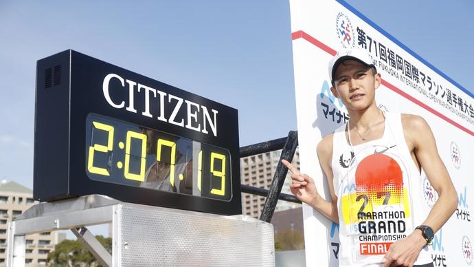 日本人トップ【MGCシリーズ】大迫選手レース後コメント/福岡国際マラソン