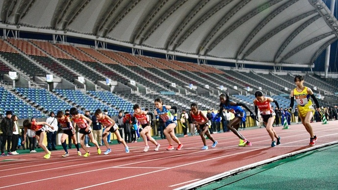 【GPシリーズ 熊本大会】第27回金栗記念選抜陸上中長距離大会2018