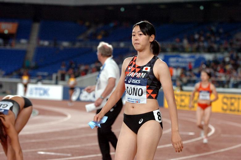 世界リレー横浜】女子4×200mリレー決勝:日本陸上競技連盟公式サイト