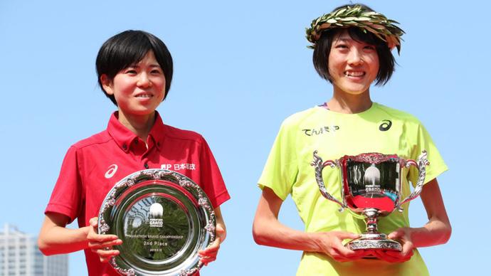 【MGC】東京五輪代表に内定した女子の2名