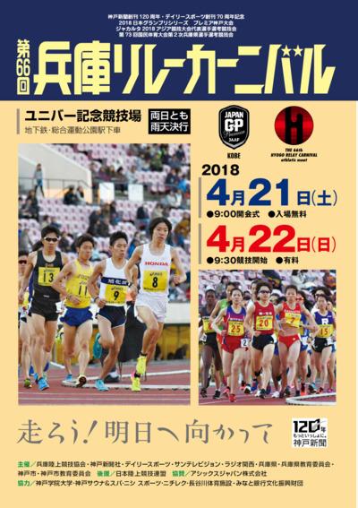 2019 リレー 東京 カーニバル