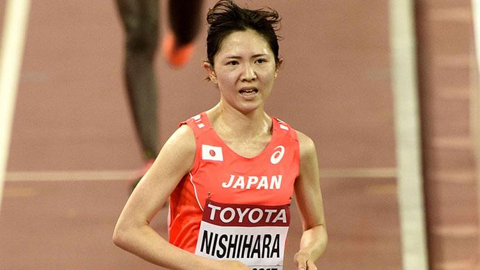 西原 加純:日本陸上競技連盟公式サイト
