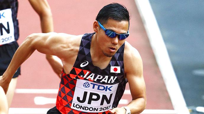 チームJAPAN:日本陸上競技連盟公式サイト