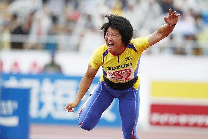 記録と数字で楽しむ日本選手権】...