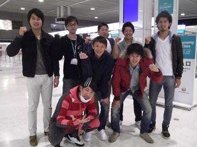 ナショナルリレーチーム4×100mリレーのメンバー